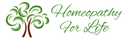 HOMEOPATHY FOR LIFE Logo